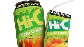 Chew on This: Do you remember the tangy green 'Ghostbusters' drink?