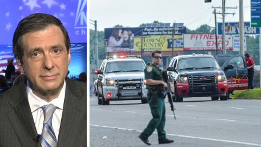 'MediaBuzz' host Howard Kurtz reacts to the media moving on more quickly from recent tragedies because they are becoming more and more normal