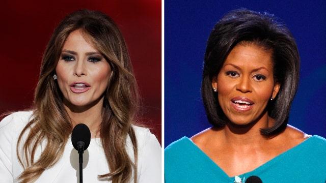 You decide: Did Melania plagiarize Michelle's '08 speech?