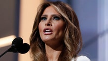Will voters care about controversy over Melania's speech?