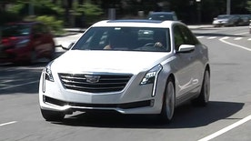 Gary Gastelu takes a look at the all-new, all-seeing 2016 Cadillac CT6.