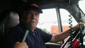 Pa. truck driver believes voters have bad choices this year but may sway towards Donald Trump. 'On the Record's' Griff Jenkins is on the ground