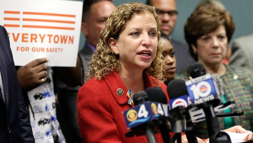 Wasserman Schultz to step down as DNC chairwoman, amid email fallout