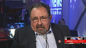 Staunch Sanders backer, Rep. Raúl Grijalva believes it's time for all Latinos to rally behind Hillary Clinton.