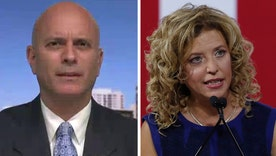 Debbie Wasserman Schultz's primary opponent demands a debate