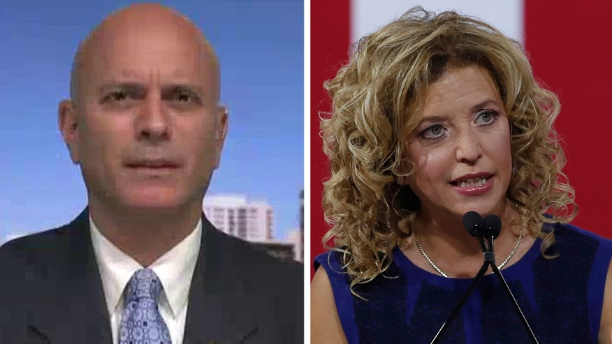 Tim Canova says the resigning DNC chairwoman has no more excuses