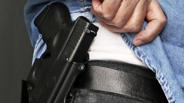 Concealed carry now legal at public universities in Texas