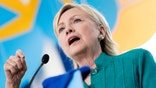 Chris Deaton, deputy online editor of The Weekly Standard, and Adam Wollner of National Journal, weigh in on Hillary Clinton's general election campaign strategy -- sit back and watch Donald Trump.