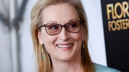 Streep talks about what it was like speaking at the Democratic National Convention.