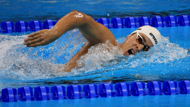 Busting the swimming myth