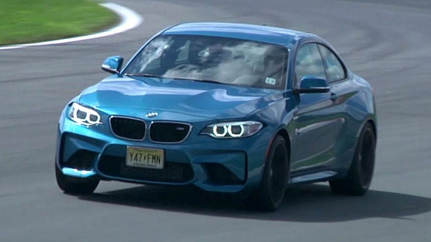 Gary Gastelu takes the new M2 to the Monticello Motor Club to find out if BMW has still got it.