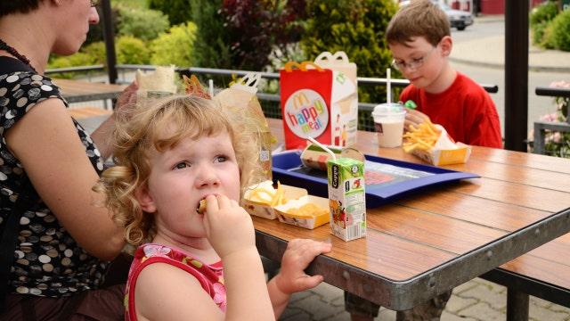 McDonald's toy danger, Tylenol warning, calcium shocker