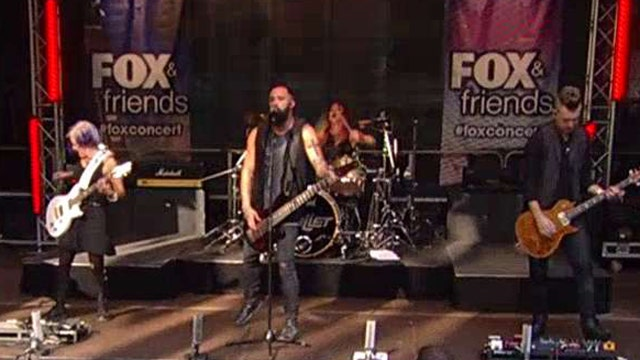 After the Show Show: Skillet