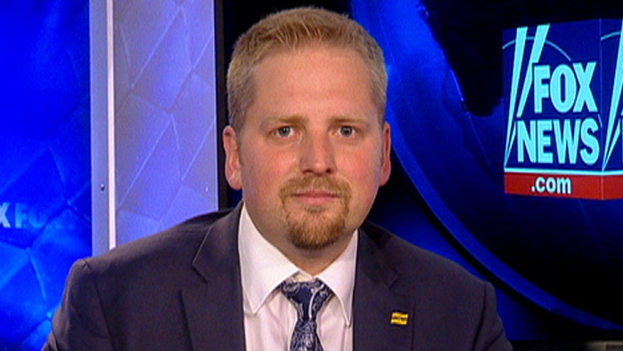 Perry Chiaramonte talks with Liberland president Vít Jedlicka about the small European country's attempts to become an independent nation