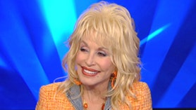 Face2Face: Dolly Parton opens up about her new album of loves songs, renewing her vows and getting the wedding she originally wanted as well as who she wants to play her in a movie