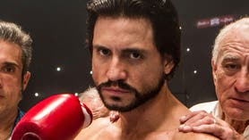 Edgar Ramirez and Usher star in 'Hands of Stone'