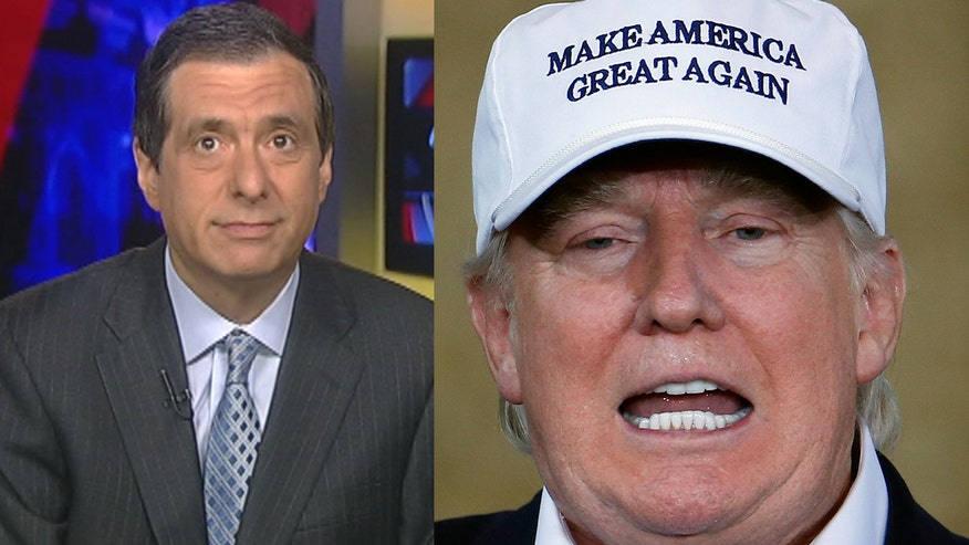 'MediaBuzz' host Howard Kurtz weighs in on the media not criticizing David Plouffe calling Donald Trump a 'psychopath'