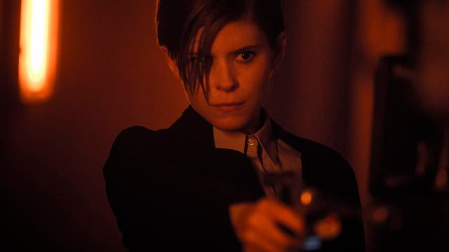 Kate Mara talks 'Morgan,' AI and high heels