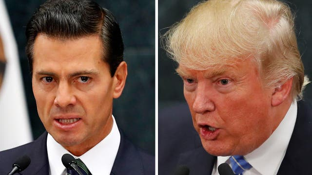 Will Trump get Mexico to pay for 'the wall'?