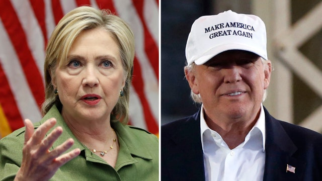 Your Buzz: Clinton's 'alt-right' charge against Trump