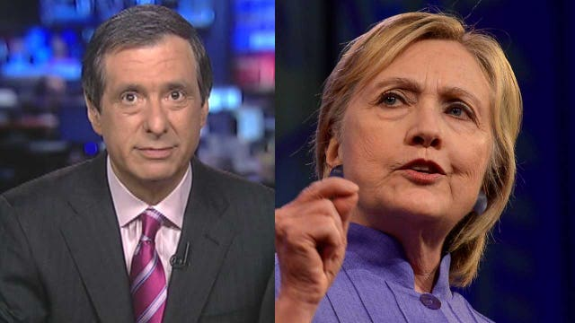 Kurtz: Some outlets tout Hillary landslide … really