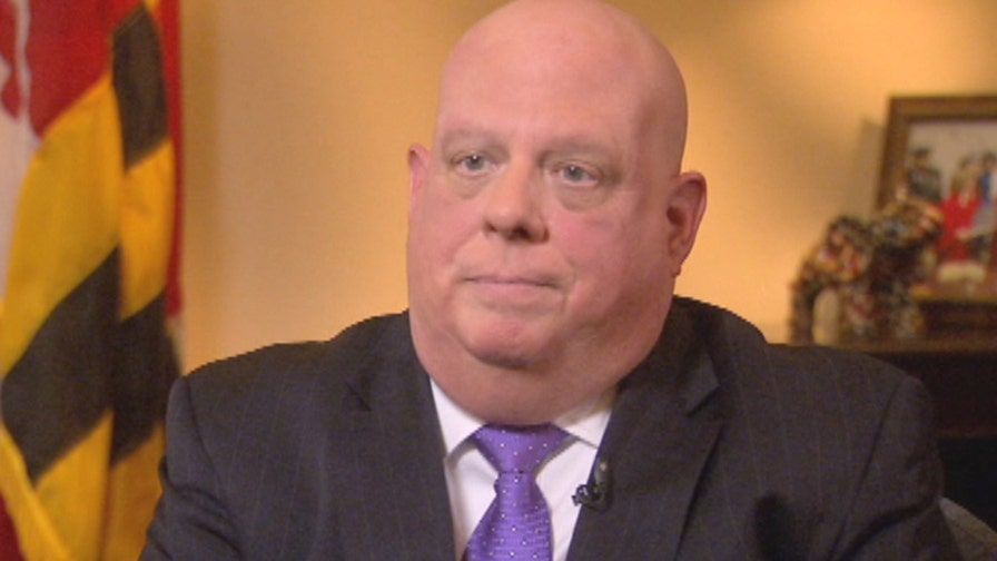 Gov. Hogan discusses how cancer diagnosis changed him