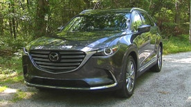 Fox News Auto's Gary Gastelu says there's plenty of sport in the 2016 Mazda CX-9 SUV.