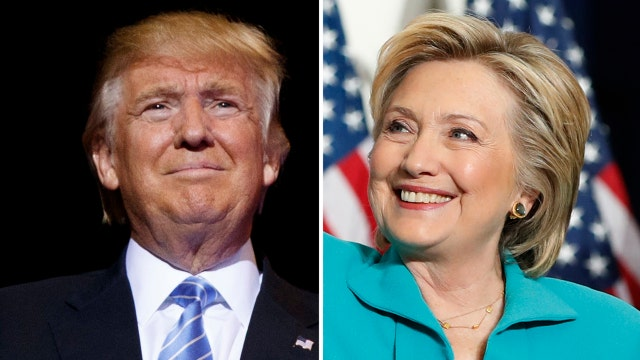 Is Trump vs. Clinton a race to the bottom?