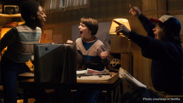In the FOXlight: The Cast of 'Stranger Things'