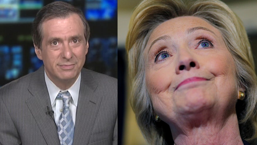'MediaBuzz' host Howard Kurtz asks, why isn't Hillary Clinton really running away with the election like so many pundit would like you to believe?