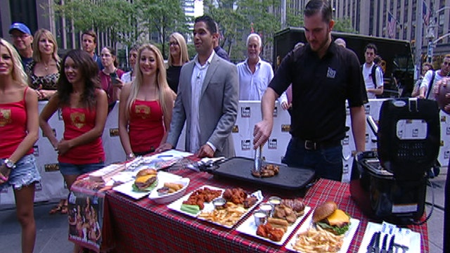 After the Show Show: Tailgating in the Plaza