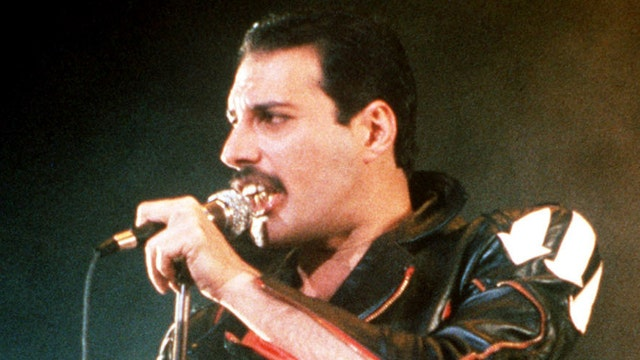 'Messenger of the Gods': Freddie Mercury gets boxed up