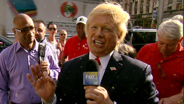 After the Show Show: 'Donald Trump'