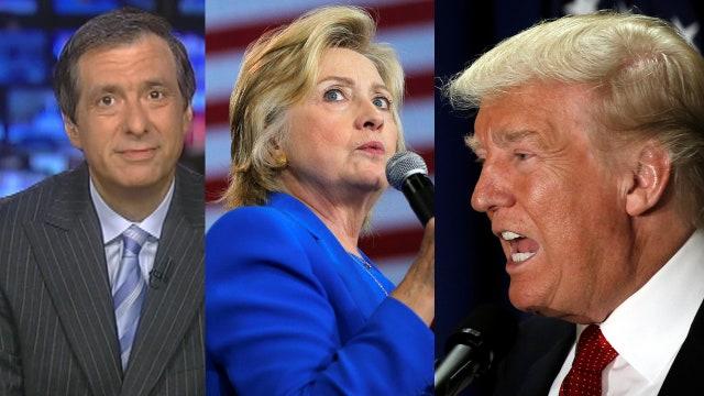 Kurtz: Why both candidates detest the media
