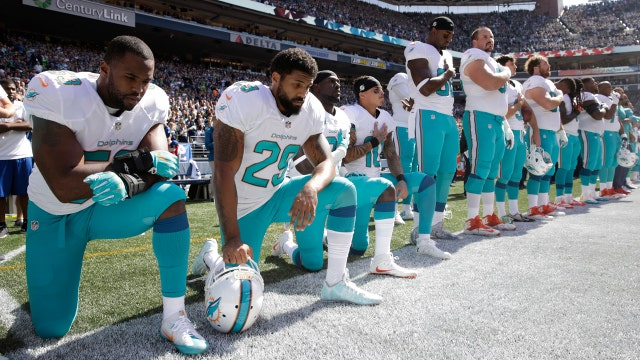 Should sports be a 'safe space' from politics?