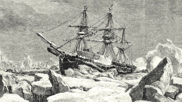 Long-lost HMS Terror finally discovered