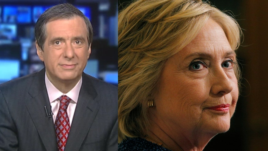 'MediaBuzz' host Howard Kurtz weighs in on the media's distinctly different reactions to Hillary Clinton's 'deplorable' comment compared to her late admission that she has pneumonia