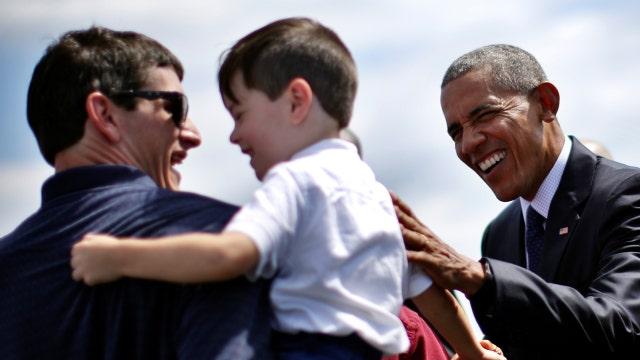 Obama presidency helping whites, failing black Americans