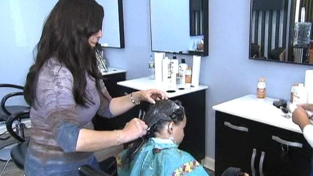 Salon treatment takes aim at super lice