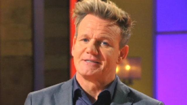 Gordon Ramsay on 'high octane' finale for 'MasterChef'