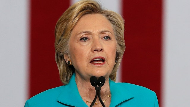 How Clinton is trying to divert attention from her health