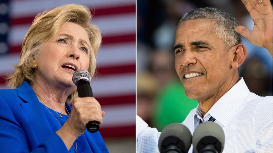 President Obama is at his highest approval rating since his 2009, but can that help Hillary Clinton? Or do his numbers not matter all that much to her election? Chris Stirewalt explains it all in just 60 seconds.