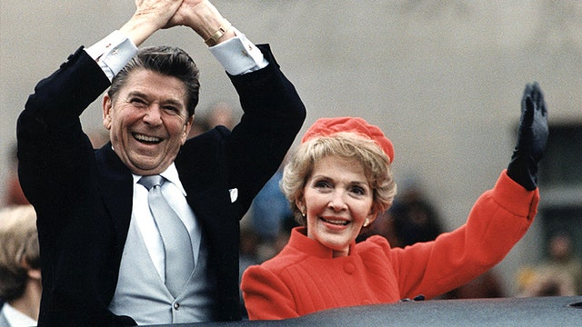 Reagan's Legacy: First day as President