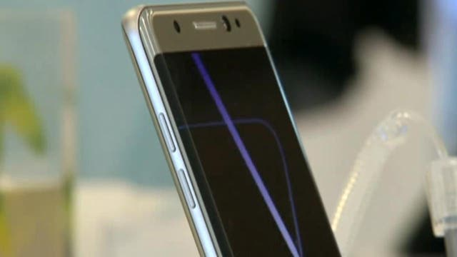 Government officially recalls Samsung Note 7 phones