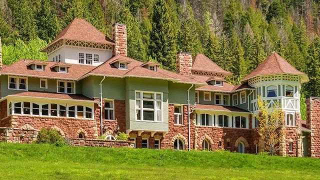 Homes you could never afford
