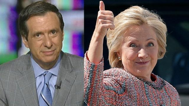 Kurtz: The limits of Hillary's kitchen-sink approach