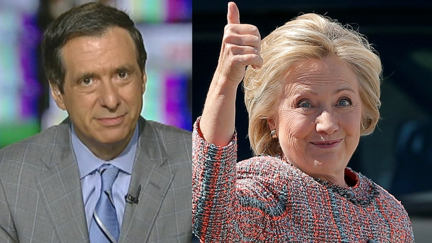 'MediaBuzz' host Howard Kurtz weighs in on the tightening of the race between Hillary Clinton and Donald Trump and why Hillary's Trump criticisms aren't sticking
