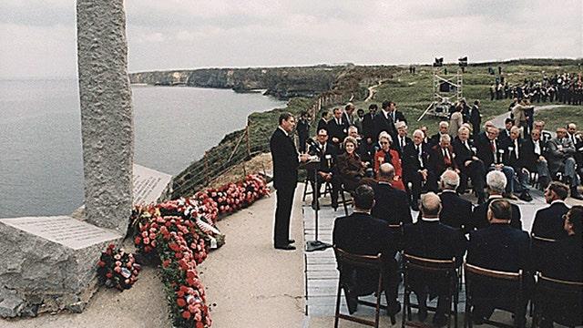Reagan's Legacy: D-Day 40th Anniversary