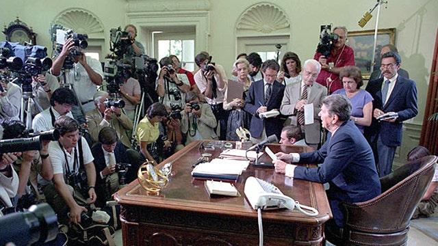 Reagan's Legacy: The Press