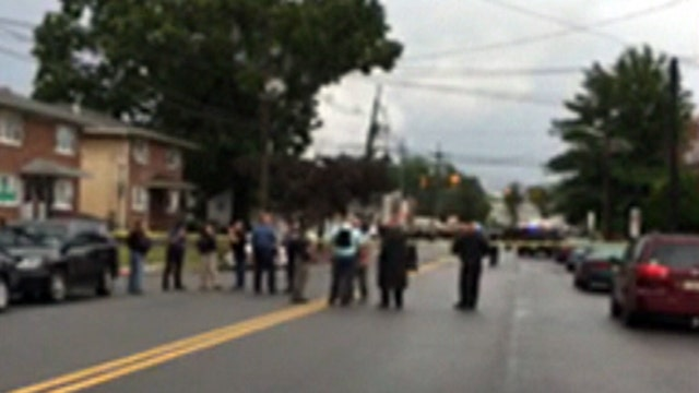 Reports: Suspect in custody after shootout in New Jersey